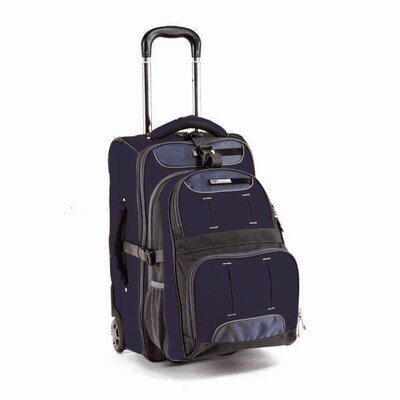 "CalPak Fusion 20"" Rolling Carry On with BackPack"