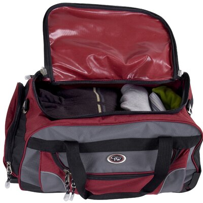 "CalPak Champ 21"" 2-Wheeled Carry-On Duffel"