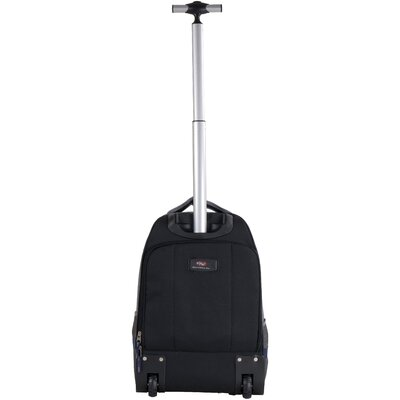 "CalPak Impactor 18"" Rolling Backpack"