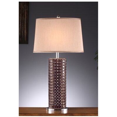 Crestview Collection Maura 1 Light Table Lamp