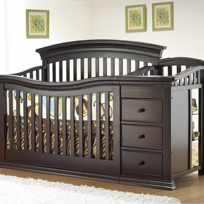 Sorelle Venice Crib and Changer