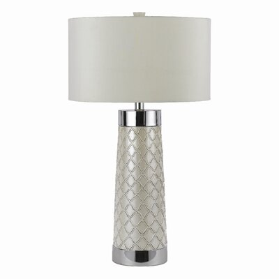 AF Lighting Candice Olson Trellis 1 Light Table Lamp