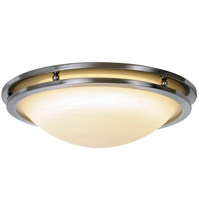 AF Lighting Contemporary Lighting 1 Light Flush Mount