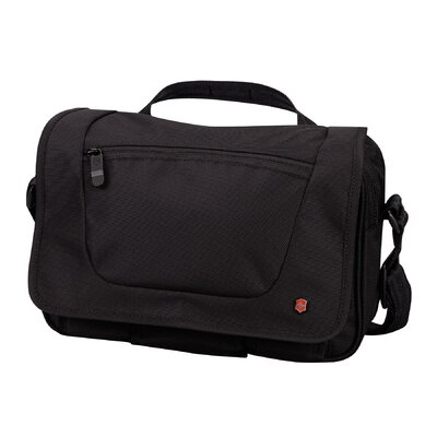 Victorinox Travel Gear Lifestyle Accessories 3.0 Adventure Traveler Over-The-Shoulder Day Bag ...
