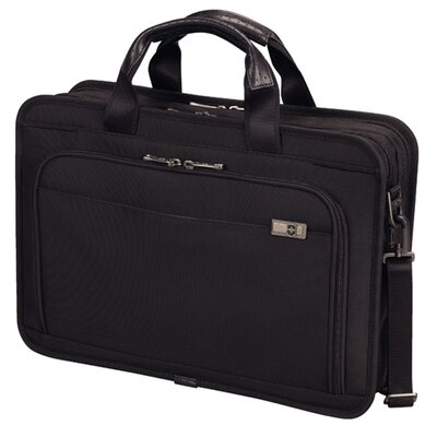 "Victorinox Travel Gear Architecture® 3.0 Louvre 17"" Laptop Brief in Black"