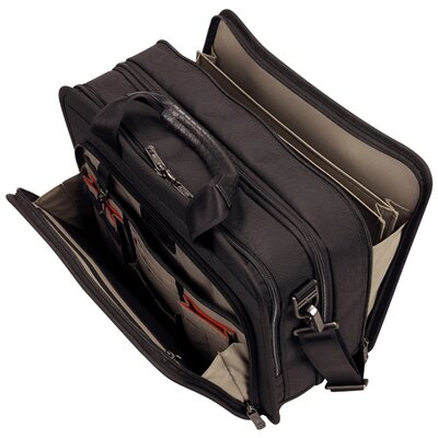 "Victorinox Travel Gear Architecture® 3.0 Monticello 13"" Laptop Brief in Black"