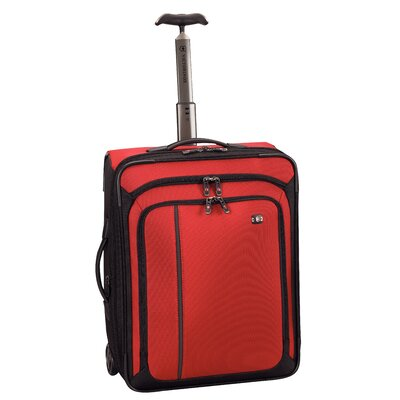 "Victorinox Travel Gear Werks Traveler 4.0 20"" Extra Capacity Expandable Rolling Carry On"