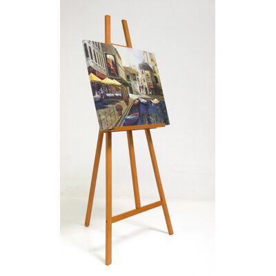 "Studio Designs Museum 63"" Easel in Natural"