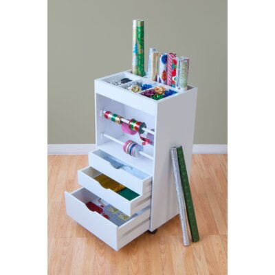 Studio Designs Wrapping Cart