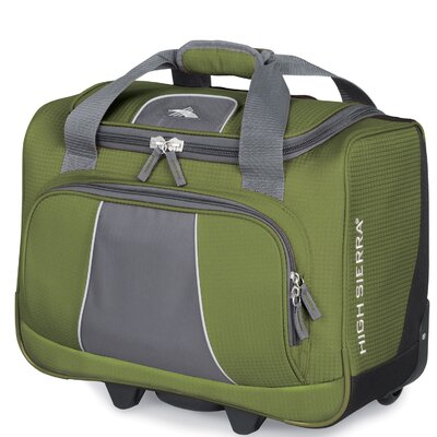 High Sierra Elevate Wheeled Business Boarding Tote