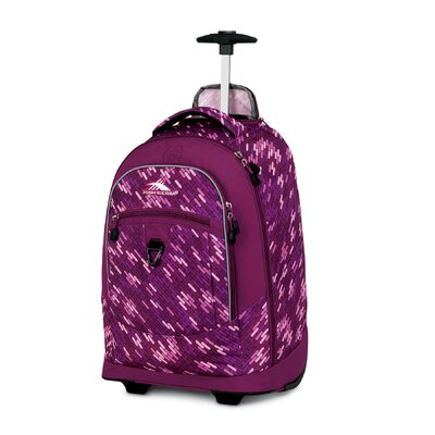 Chaser Wheeled Book Bag Backpack