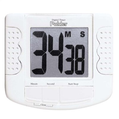 Polder Single Digital Timer