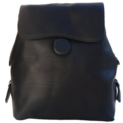 Piel Leather Fashion Avenue Ladies Backpack