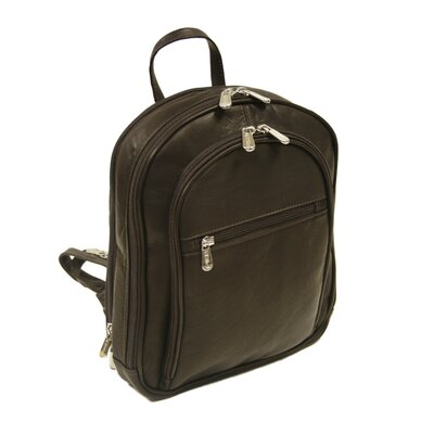 Entrepreneur Small Multi-Compartment Backpack in Chocolate