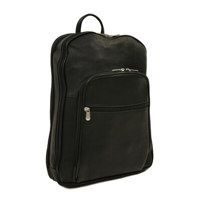 Entrepreneur Multi-Compartment Laptop Backpack in Black
