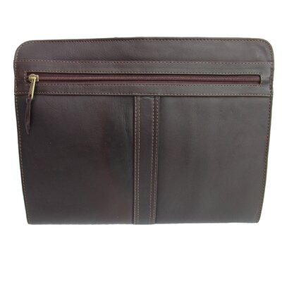 Piel Leather Entrepeneur Three-Way Envelope Padfolio