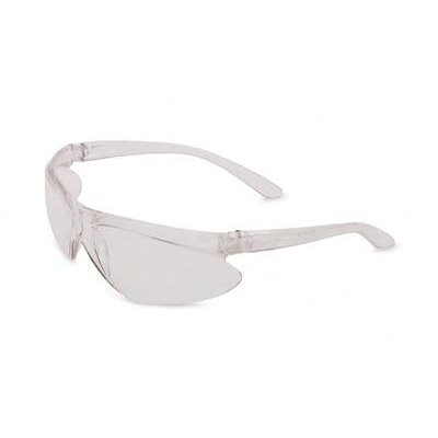 A401 Safety Glasses With Gray Frame Gray Lens With Ultradura® Hardcoat