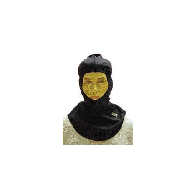 National Safety Apparel Inc Size Fits All Navy Single Layer Flame Resistant Balaclava Hood With Arc-Rating of 12 cal/cm²