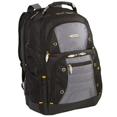 "Targus® 16"" Drifter II Laptop Backpack in Black/Gray"