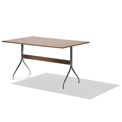 Herman Miller ® Nelson Swag Leg Rectangular Work Table