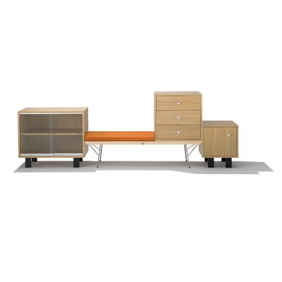 Herman Miller ® Nelson Small Cabinet Set