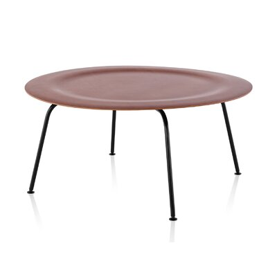 Herman Miller ® Eames Molded Plywood Coffee Table Metal Base
