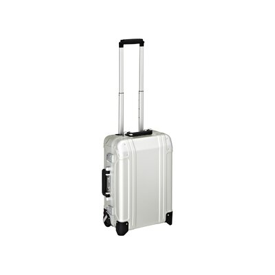 Zero Halliburton Geo Aluminum Carry On 2 Wheel Travel Case