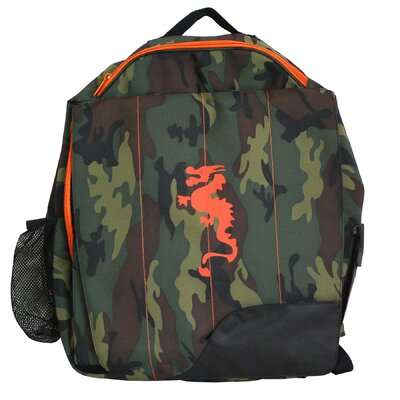 Diaper Dude Little Dude Camo Dragon Backpack