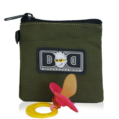 Diaper Dude Eco Green Pacifier Holder