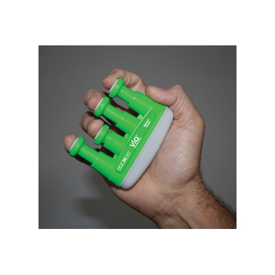 Cando Via Hand Exerciser with Stand (Set of 5)