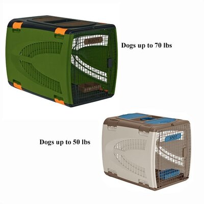 Suncast Portable Pet Crate for Dogs