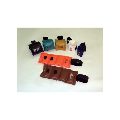 The Cuff 8 Piece Rehabilitation Ankle and Wrist Weight Kit