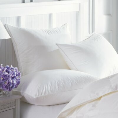 Downright Lyocell Hungarian Goose Down Pillow in White