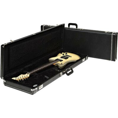 Jazz Bass Hardshell Case with Black Interior