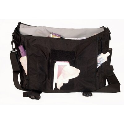DadGear Graphic Design Messenger Diaper Bag