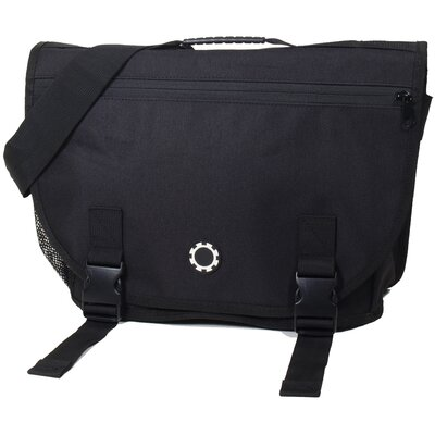 DadGear Basics Messenger Diaper Bag
