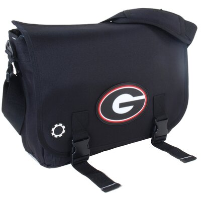 DadGear NCAA Messenger Diaper Bag