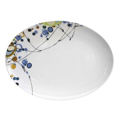 Ink Dish Kites Serving Platter