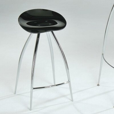 New Spec Inc Barstool 112 Barstool in Black