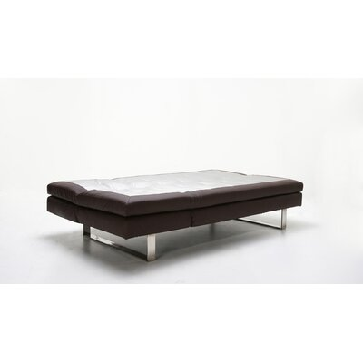 New Spec Inc Klik Klak Vinyl Sleeper Sofa