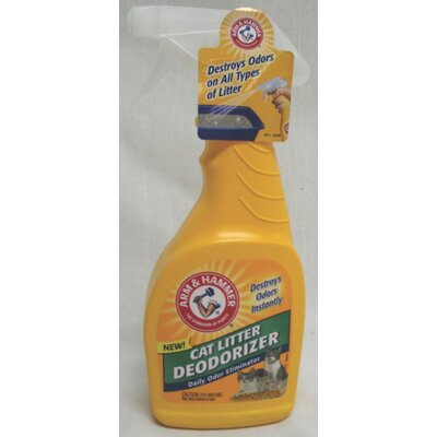 Arm & Hammer® Cat Litter Deodorizing Spray