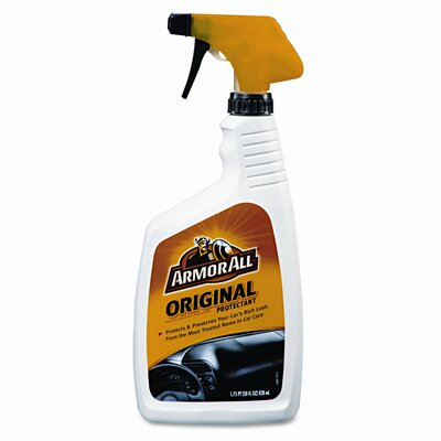 ARMOR ALL Armor All Original Protectant, 28oz Trigger Spray Bottle                                                                     