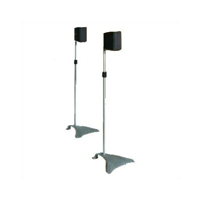 Atlantic Adjustable Speaker Stand (Set of 2)