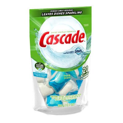 Cascade® Action Pacs Automatic Dishwasher