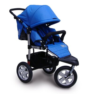 City X3 Swivel Stroller