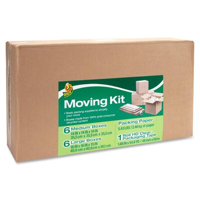 Duck® Moving Kit