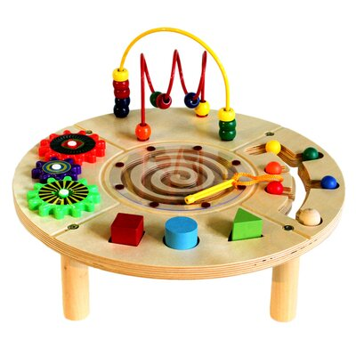 Anatex Circle Play Center Table