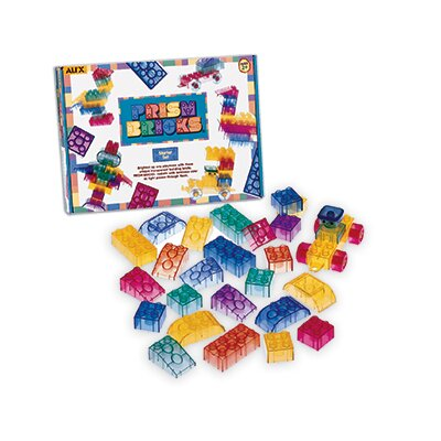 ALEX Toys Prism Brick Starter Set 30 Pcs 1