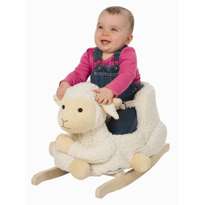 Sheep First Rocker