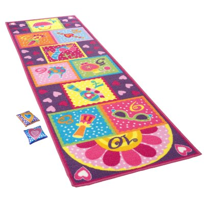 ALEX Toys Hopscotch Rug